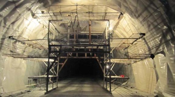EVA隧道防水板应用于中俄哈佳铁路隧道工程