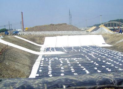 甘肃储水池防渗工程